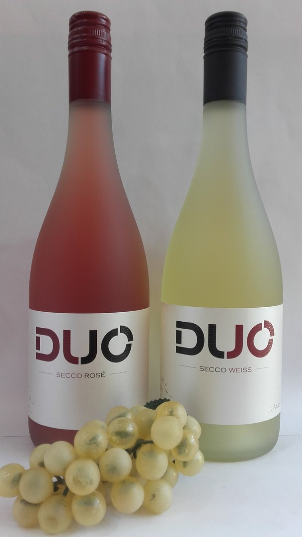 Duo Secco rose